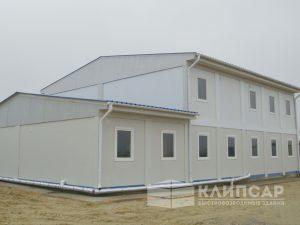 Способы утепления модульного здания